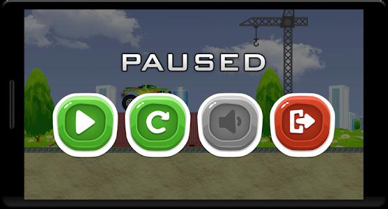 RC Monster Trucks:Monster Car 1.1 screenshot 4
