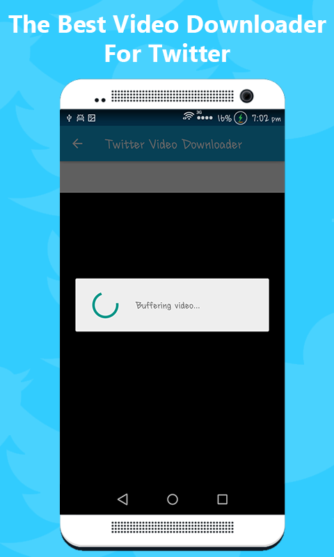 Twitter Video Downloader 2 7 APK Download - Android Social Apps