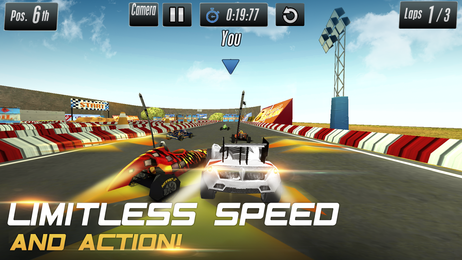 Extreme Racing 2 Real Driving Rc Cars Game 1 1 9 Apk Download