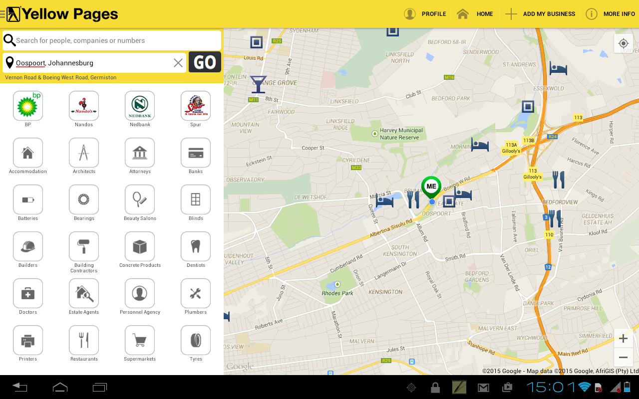 Yellow Pages South Africa 5.3 APK Download - Android Books ... on transportation maps, zip codes maps, home maps, google maps, weather maps, al maps, advertising maps, networking maps, social media maps, driving directions maps, maps maps, travel maps, education maps,