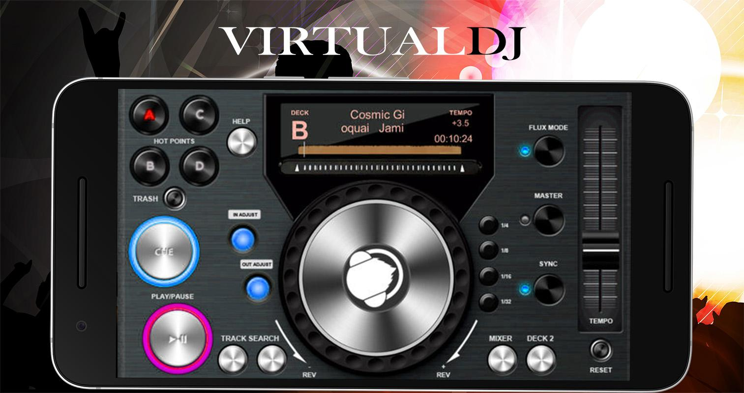 download virtual dj 8 for android