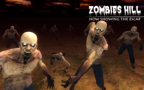 Zombies Hill 1.0 screenshot 2