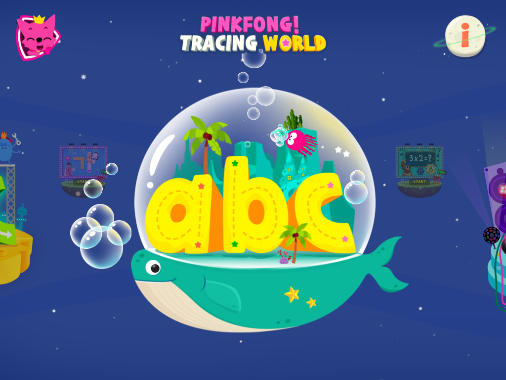 PINKFONG Tracing World 11 APK Download - Android Education Apps