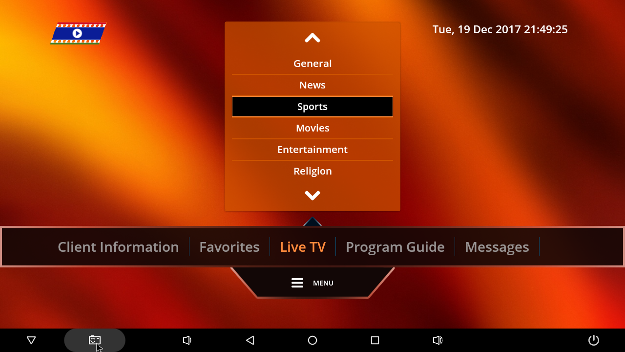 Waazi TV for Decoder, STB, or Home TV (DVR) v4 0 1(STB) APK Download