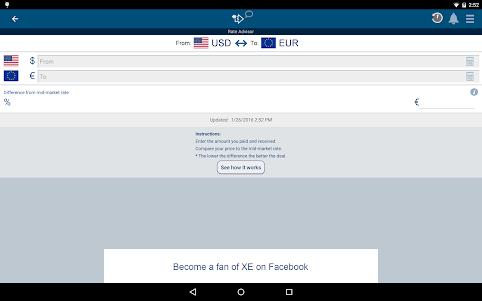 XE Currency  screenshot 8