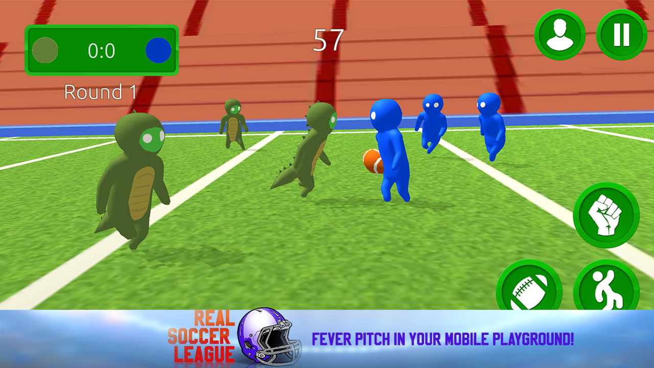Real Soccer League 1 0 0 APK Download - Android Action Games