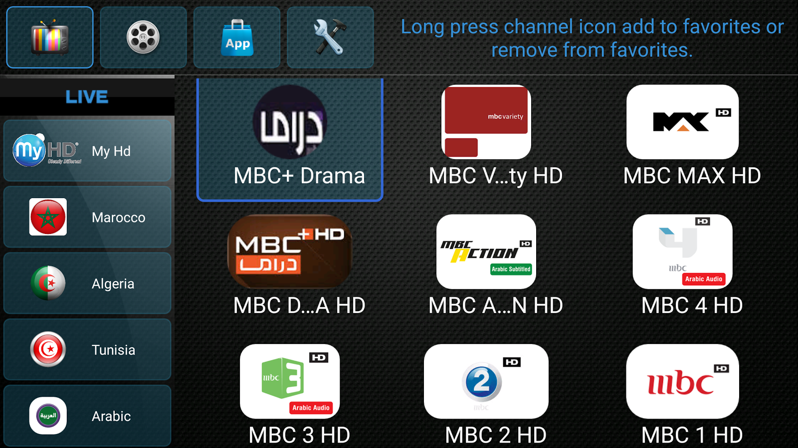 Super arabic iptv apk download | Super Arabic IPTV Box  2019