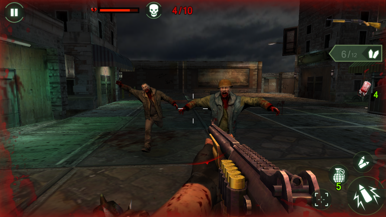 3D Contract Zombie Killer 1 0 APK Download - Android Action