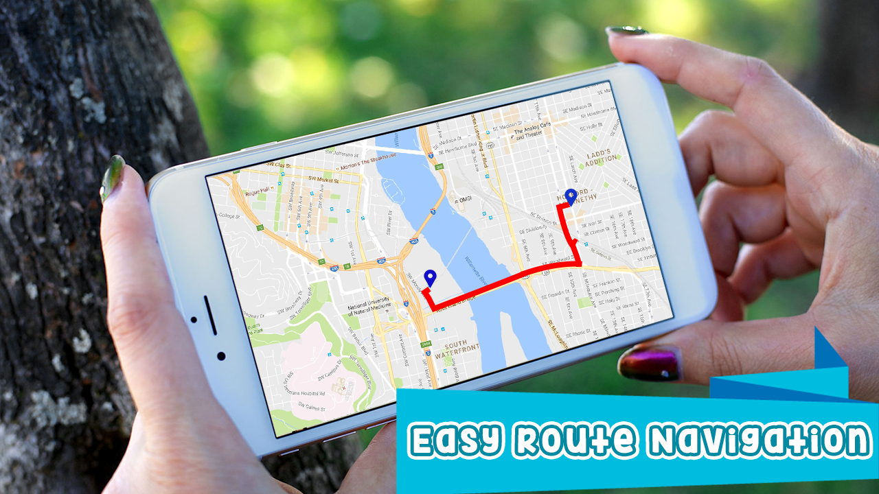 gps route finder maps navigation and directions 2035 screenshot 6