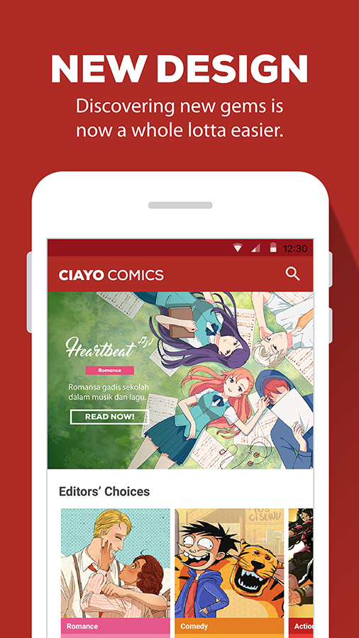 Where to download free comics for android | Download Free