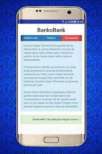 İddaa Tahminleri - BankoBank 2.5 screenshot 4