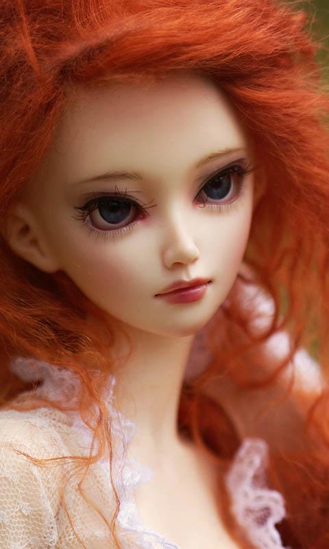 ... Beautiful Doll Live Wallpaper 1.4 screenshot 3 ...