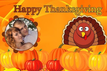 Thanksgiving Photo Frames 1.0 screenshot 3