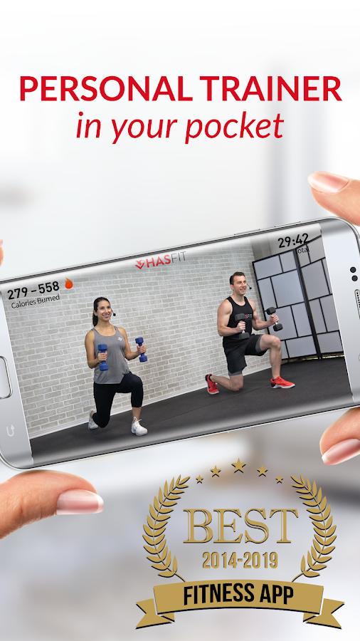 HASfit Home Workout Routines & Fitness Plans 2 1 22 APK Download