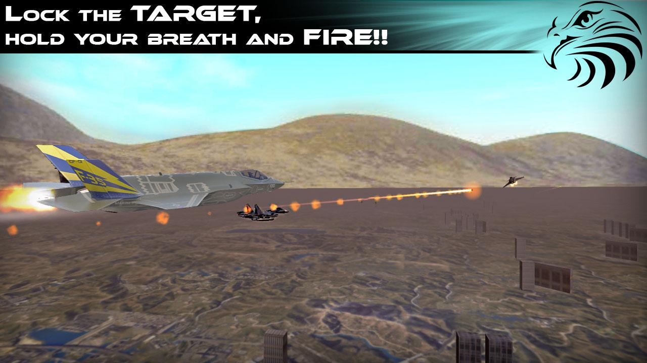 Jet Fighter Dogfight Chase 3D 1 7 APK Download - Android