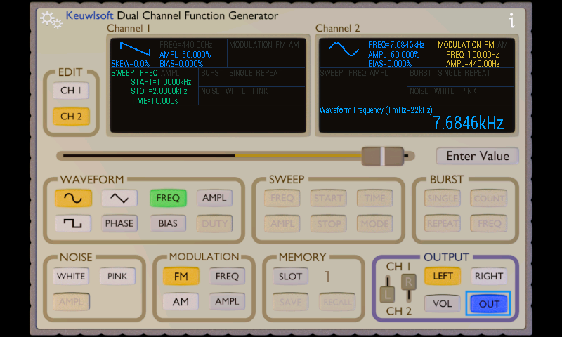 Function Generator 1 2 APK Download - Android Music & Audio Apps