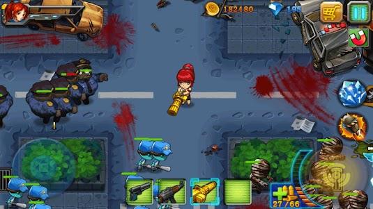 Zombie Killer - Hero vs Zombies 1.8 screenshot 8