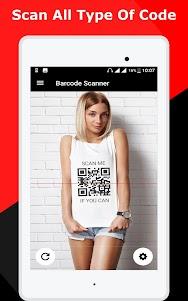 QR code scanner / Barcode scanner 1.2 screenshot 14