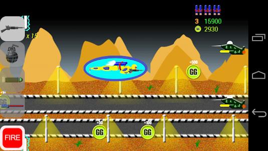 Gravity Fighter Ninja 2.0 screenshot 6