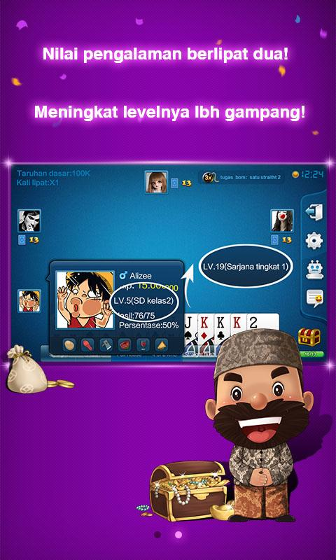 Happy Capsa 3 1 1 APK Download Android Card Games