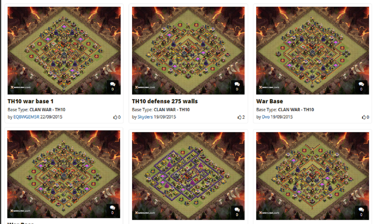 X MOD Coc Base Layouts 1 0 APK Download - Android Books & Reference