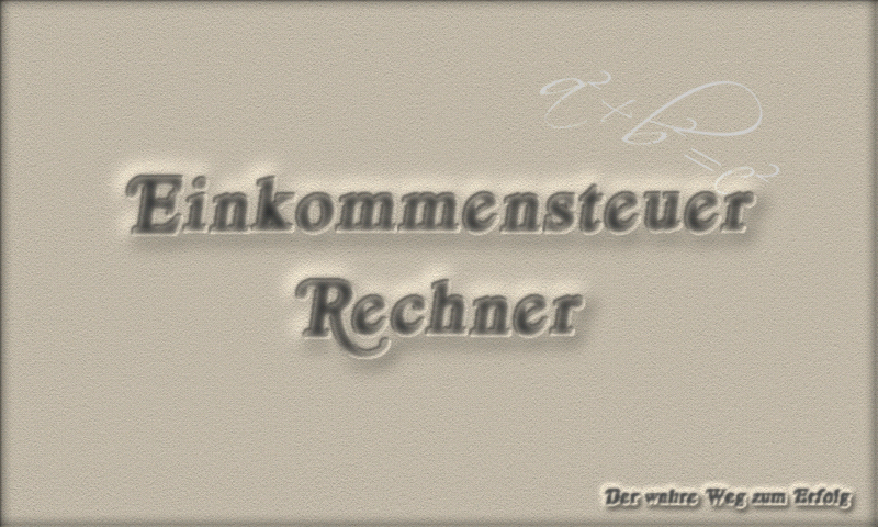 einkommensteuer rechner apk download android. Black Bedroom Furniture Sets. Home Design Ideas