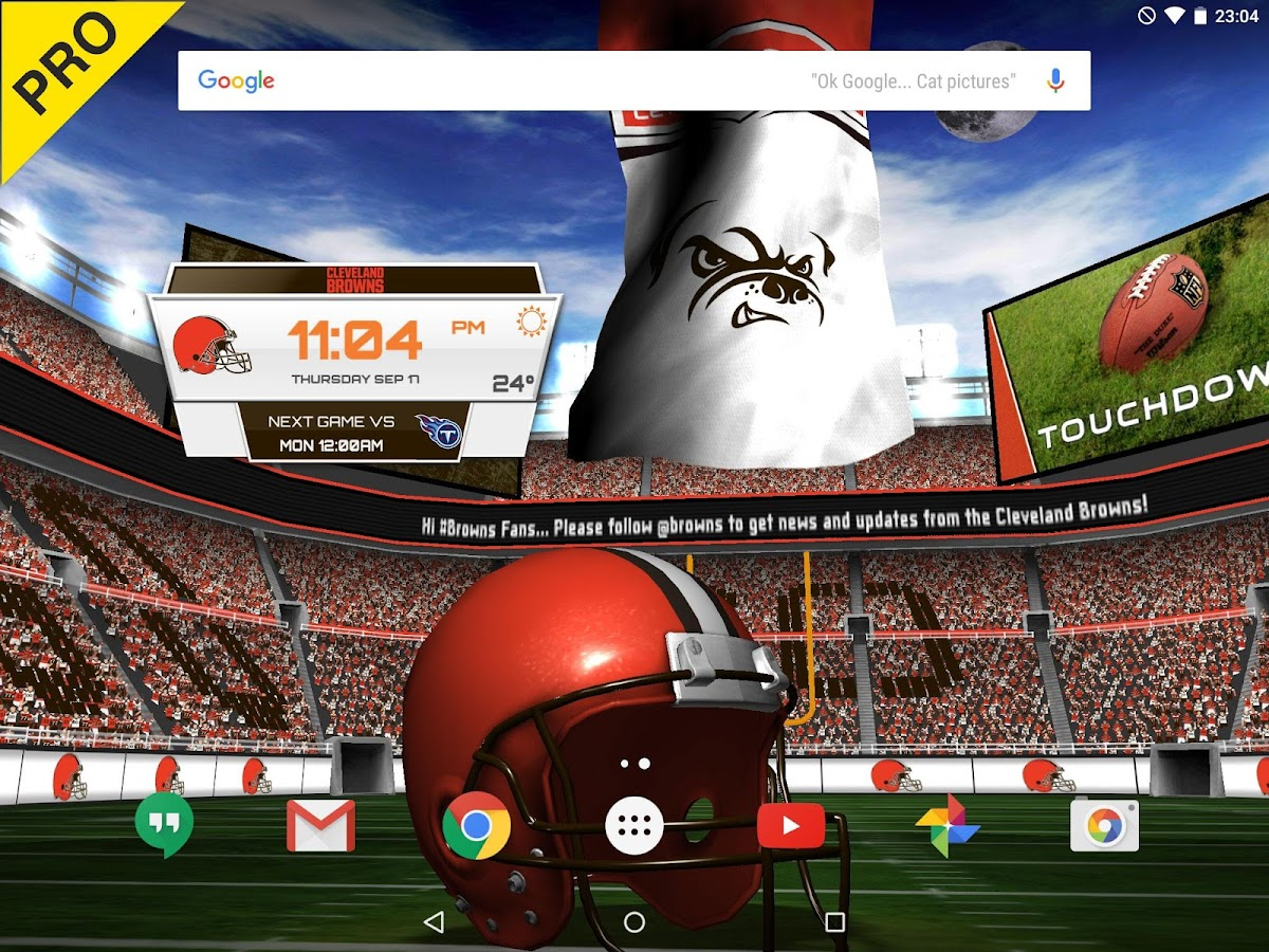 NFL 2015 Live Wallpaper 241 Screenshot 9