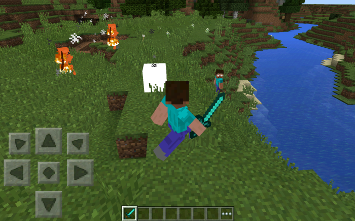 new herobrine mod for mcpe 1 3 apk download android entertainment apps