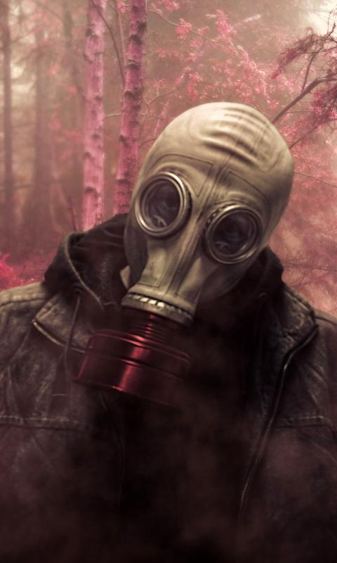Gas Mask Wallpaper 1002 Apk Download Android