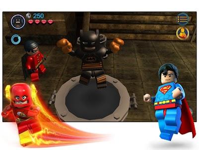 LEGO Batman: DC Super Heroes  screenshot 13
