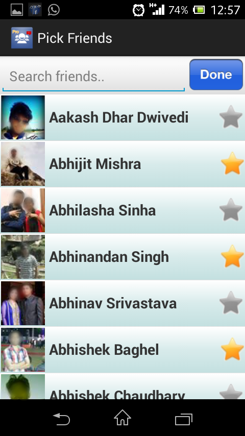 Online Notifier For Facebook 4 1 APK Download - Android Social Apps