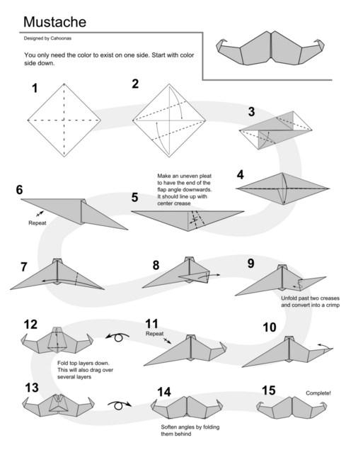 Easy Origami Tutorial 30 Screenshot 3