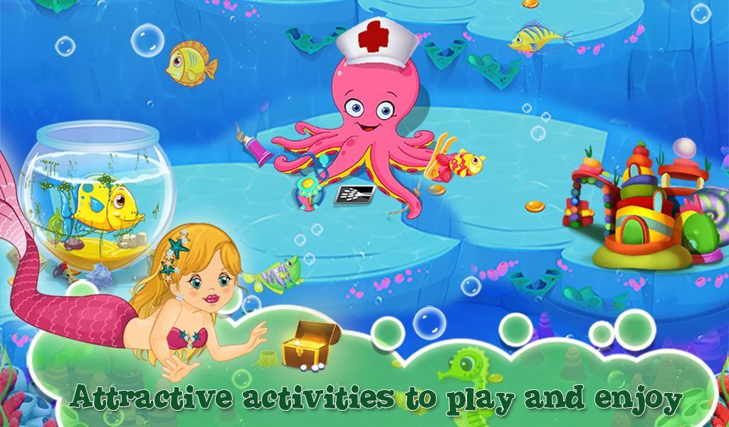 My Little Aquarium 1 0 2 Apk Download Android Educational Games