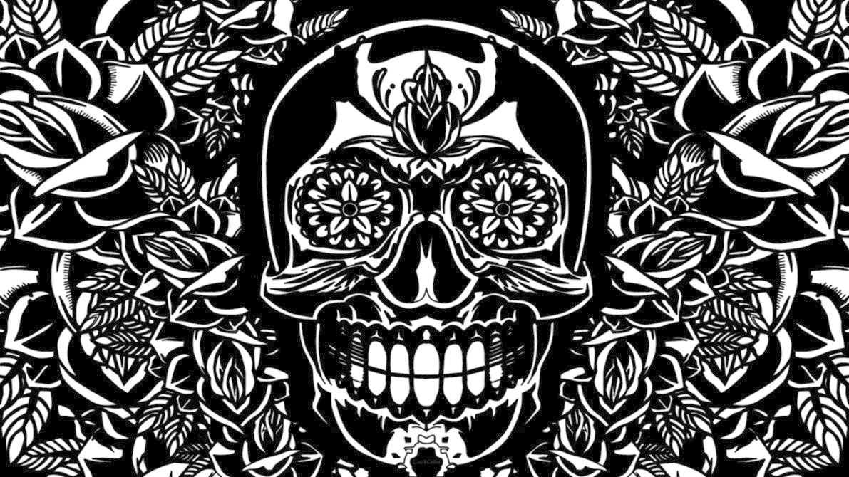 mexican skull live wallpaper 1.30 apk download - android