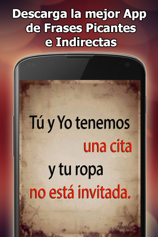 Frases Picantes E Indirectas 19 Apk Download Android