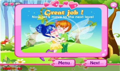 Romantic Spring Kissing 1.0.0 screenshot 3