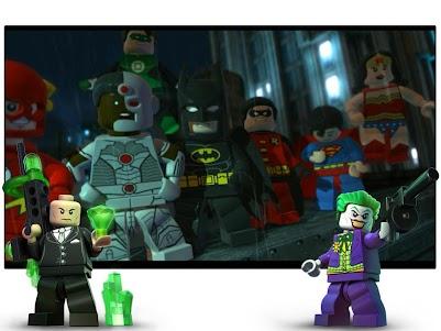 LEGO Batman: DC Super Heroes  screenshot 14