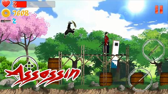 Samurai Ninja Fighter 2.0.5 screenshot 3
