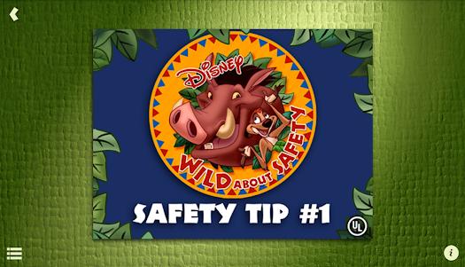 Disney Wild About Safety  screenshot 4