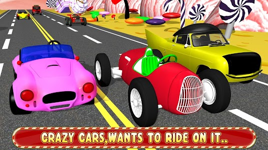 Kids Traffic Racer Game 1.1.1 screenshot 11