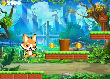 Subway Cat Kitten Run 1.1 screenshot 3