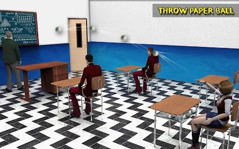 City High School Gangster Revenge: Evil Teacher 1.0 screenshot 4