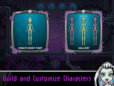 Monster High® Monster Maker 1.2.3385 screenshot 2