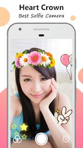 Heart Crown Photo Editor Pro 1.0.0 screenshot 2