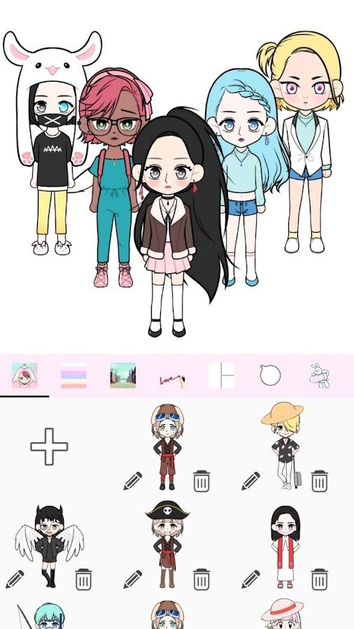 My Webtoon Character - K-pop IDOL avatar maker 1 1 20 APK