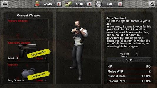 The Zombie: Gundead 1.4.5 screenshot 17