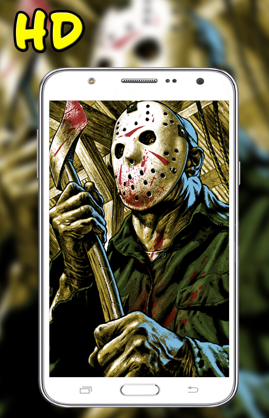 Hd Friday Voorhees Jason Wallpaper 3303 Apk Download