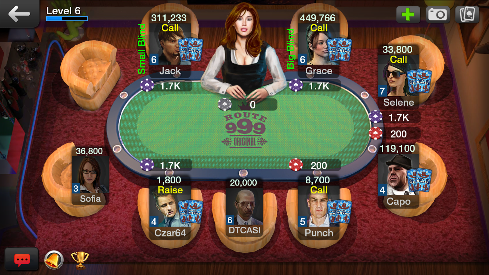 Chips Gratis Poker Texas Holdem