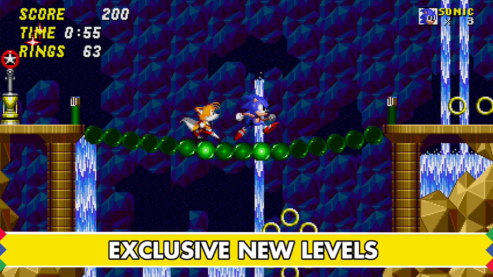 Sonic The Hedgehog 2 3 1 5 APK Download - Android Arcade Games