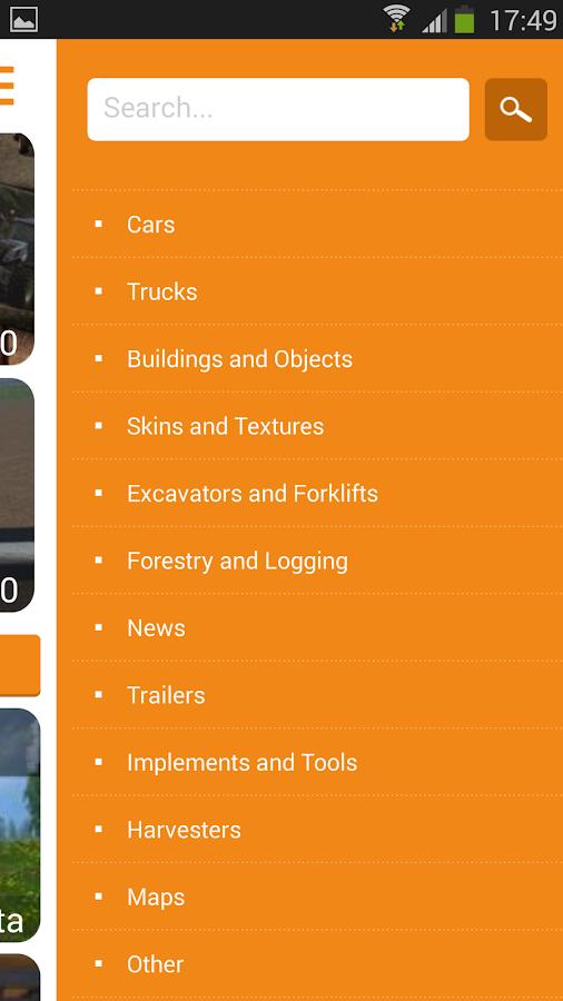 Farming simulator 15 mods 1 7 APK Download - Android